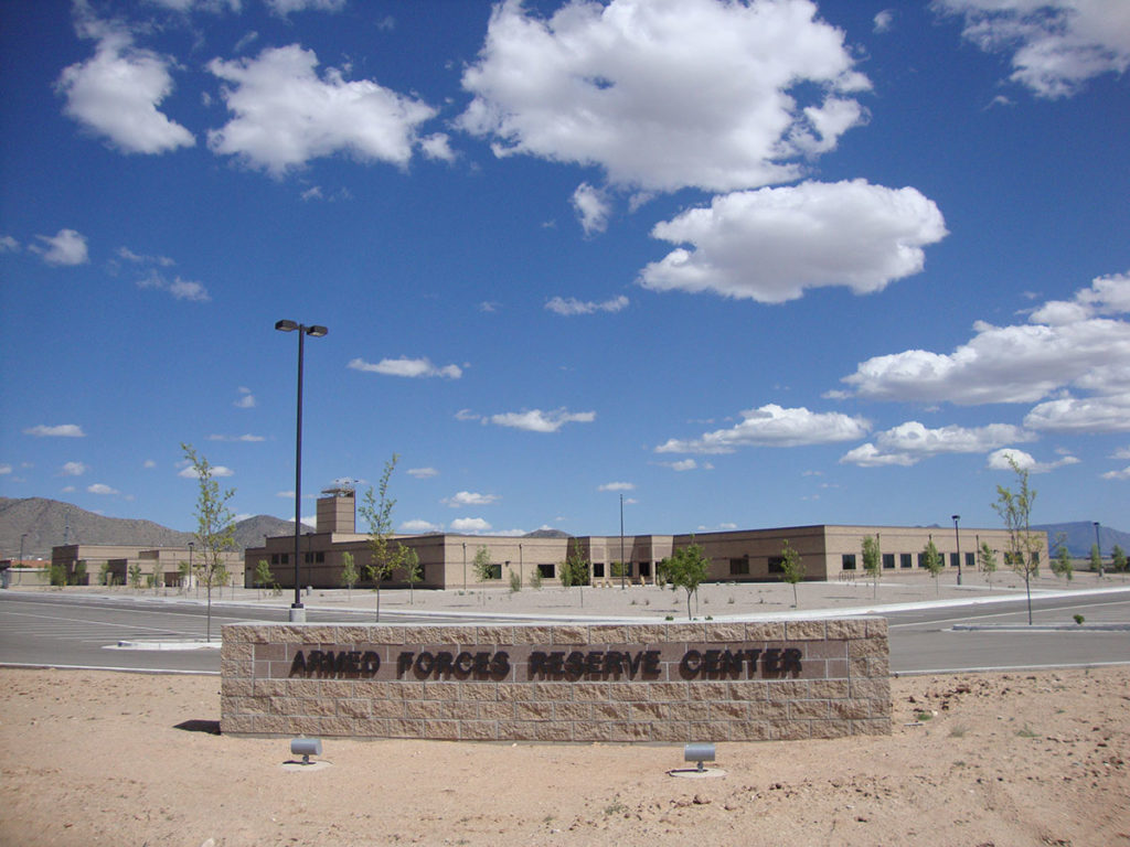 Armed Forces Reserve Center