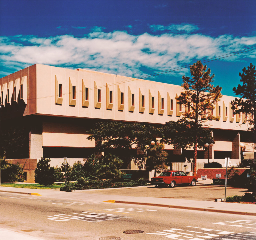 UNM Farris Engineering Center