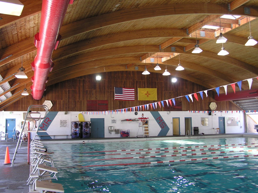 Highland High School Natatorium