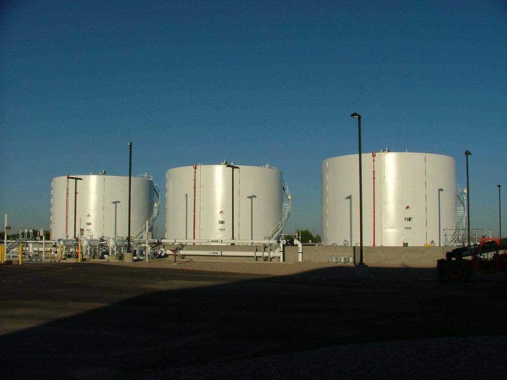 Sunport Jet-A Fuel Farm